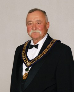 Grand Master Mike Johnson